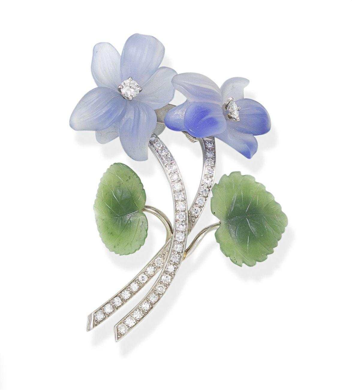 ef09485e81afd Agate Flower Brooches Price Guide > Antique Brooches